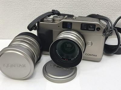 コンタックス(CONTAX)G1 46mm レンズ交換式AFレンジファインダーカメラ カメラ買取 三宮 元町 神戸