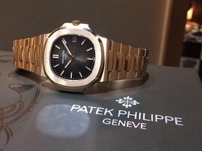 パテックフィリップ ノーチラス Ref.5711/1R-001 ノーチラス買取 時計買取