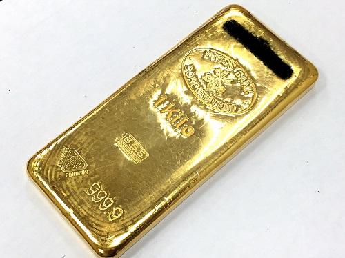 純金インゴット 1000g 1kg K24 純金