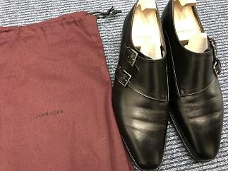 John Lobb ジョンロブ チャペル 靴 ブランド品買取 出張買取