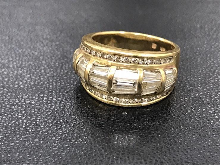 ダイヤモンドリング 750 2.42ct ダイヤモンド買取マルカ(MARUKA)