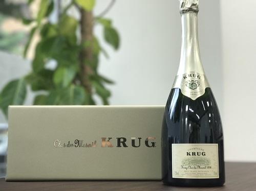 クリュッグ(KRUG)クロ・デュ・メニル 1996 シャンパン買取マルカ(MARUKA)
