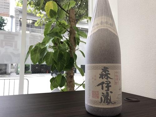森伊蔵 1.8L 焼酎買取マルカ(MARUKA)