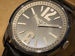 BVLGARI ブルガリ ソロテンポ ST42S 電池切れ 時計買取 福岡 天神 博多