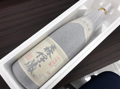 森伊蔵 1.8L 焼酎・お酒買取マルカ(MARUKA)