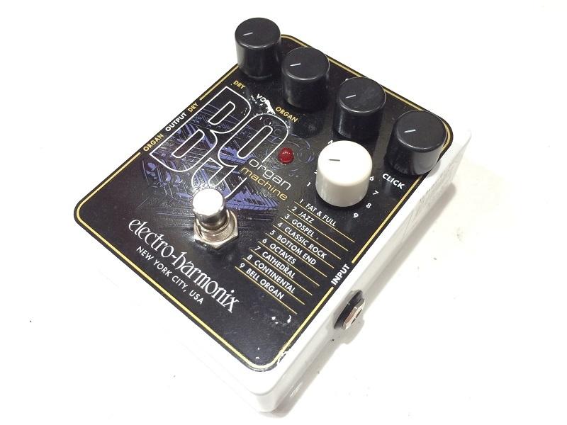 Electro-Harmonix エレクトロハーモニクス B9 Organ Machine エフェクター買取