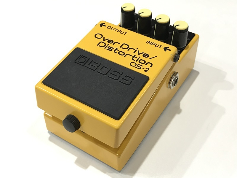 BOSS(ボス) OS-2 OverDrive/Distortion