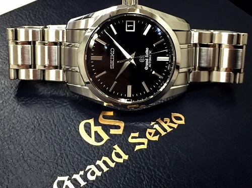 セイコー(SEIKO)・グランドセイコー SBGR053 中古美品 メンズ時計
