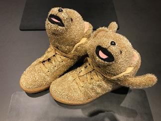 adidas アディダス ジェレミースコット テディベア 宅配買取