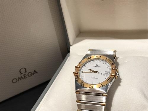 オメガ(OMEGA) コンステレーション メンズ クオーツ 腕時計 ブランド