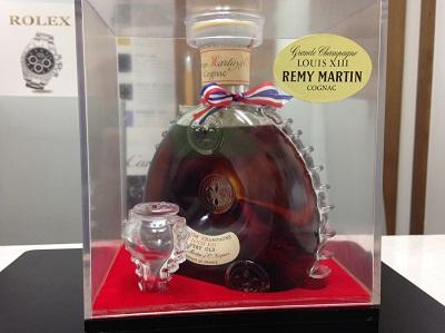 REMY MARTIN レミーマルタン ルイ13世 ブランデー お酒 高価買取 出張買取