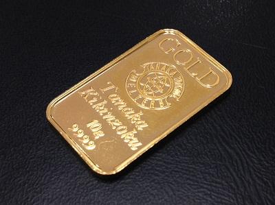 K24 純金 インゴット 10g 地金 貴金属 高価買取 七条店