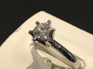 ダイヤモンド 指輪 ジュエリー 宝石 プラチナ買取 福岡 天神 博多 質屋 高い