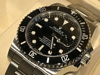 ROLEX ロレックス サブマリーナ 116610LN ランダム品番 時計買取 高い 質屋 福岡天神 博多