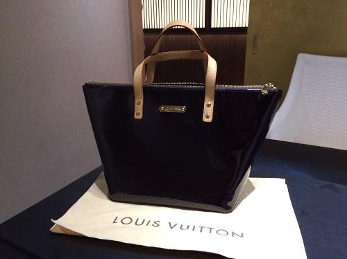 ルイヴィトン Louis Vuitton ペルヴューPM ヴェルニ M93585 買取