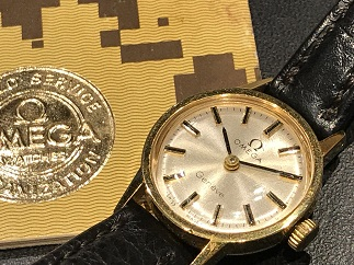 OMEGA オメガ アンティーク レディース 時計買取