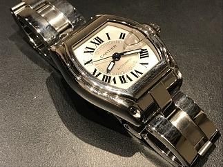 Cartier カルティエ ロードスター 時計買取 福岡 天神 博多 高い 質屋
