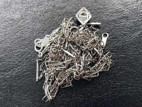 地金 プラチナ Pt850 ネックレス 貴金属