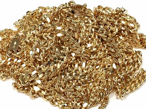 金 喜平ネックレス K18 750 80.6g ゴールド 金プラチナ高価買取 貴金属