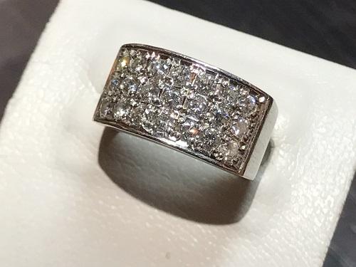 指輪 リング プラチナ Pt ダイヤモンド(DIAMOND) ダイヤ 宝石 ジュエリー
