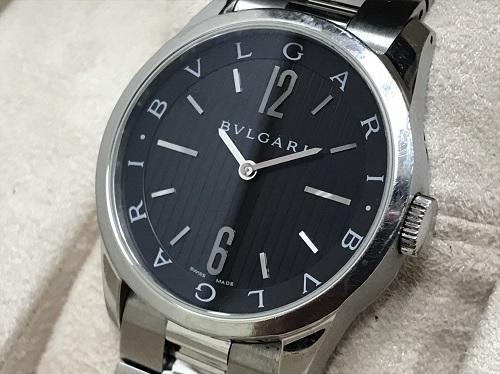ブルガリ(BVLGARI)時計 ソロテンポ SS ST37S