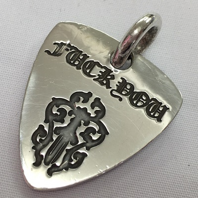 クロムハーツ(CHROME HEARTS) ギターピックチャーム ファックユー ダガー トップのみ クロムハーツ買取 三宮 元町 神戸