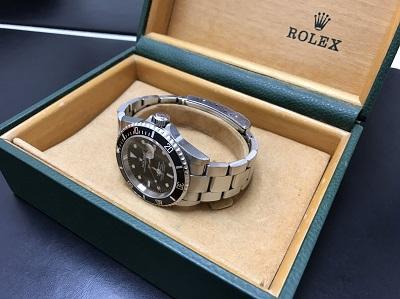 ROLEX ロレックス サブマリーナ Ref.16610 腕時計 高価買取 七条店