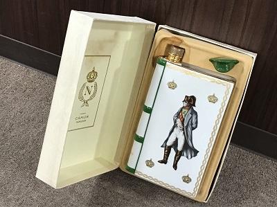 カミュ ブック ナポレオン 白 リモージュ (CAMUS) お酒買取 三宮 元町 神戸