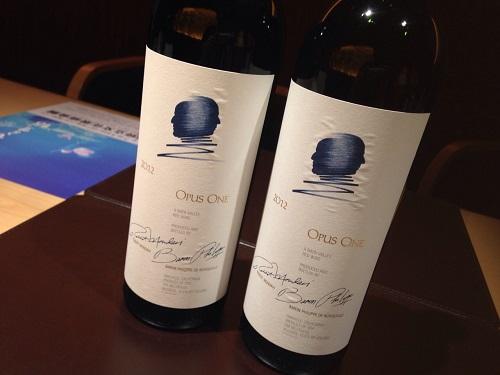 ワイン オーパスワン2012年 お酒