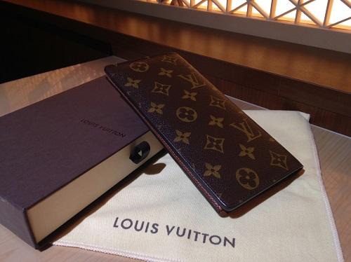 ルイヴィトン Louis Vuitton ポルトフォイユブラザ M66540 モノグラム