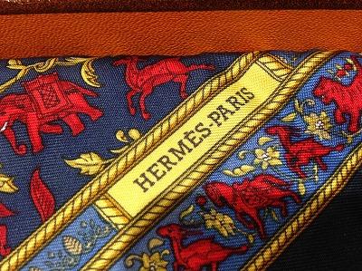 エルメス(Hermès) スカーフ カレ45渋谷 買取 宮益坂 道玄坂