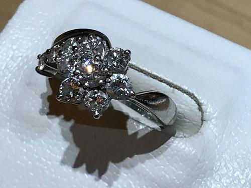 指輪 リング ダイヤモンド(DIAMOND) プラチナ 宝石 ジュエリー