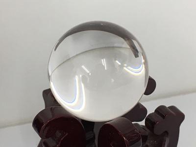 水晶玉 46mm 水晶買取 三宮 元町 神戸