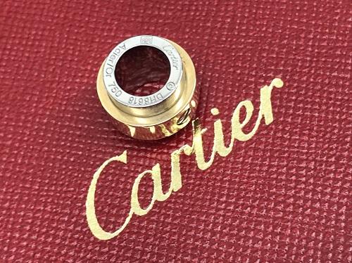 カルティエ(Cartier) サントス100ネックレストップ 750×SS 5.7g 出張買取