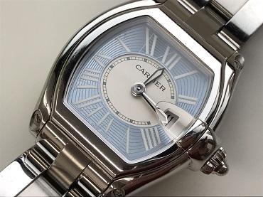 Cartier カルティエ ロードスターSM レディース 時計買取 福岡 天神 博多 質屋