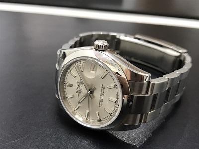 ROLEX ロレックス デイトジャスト ボーイズ Ref.178240 腕時計 本体のみ 高価買取 七条店