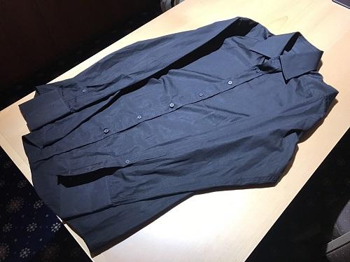 グッチ(GUCCI) Yシャツ コットン ブラック 北山 買取