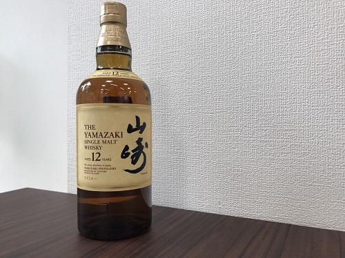 サントリー 山崎12年買取 ウイスキー買取マルカ(MARUKA)