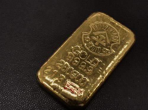ゴールドインゴット 200g インゴット・金買取マルカ(MARUKA)