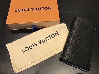 LOUIS VUITTON ルイヴィトン ポルトフォイユ ブラザ エクリプスエピ ブランド品買取 福岡 天神 博多 質屋