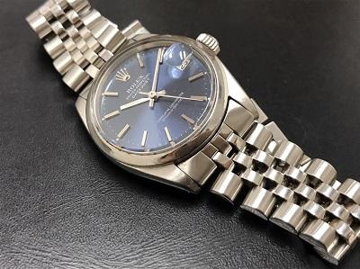 ROLEX ロレックス デイトジャスト Ref.6824 アンティーク 腕時計 高価買取 七条店