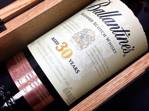 バランタイン30年 ウイスキー お酒  スコッチ