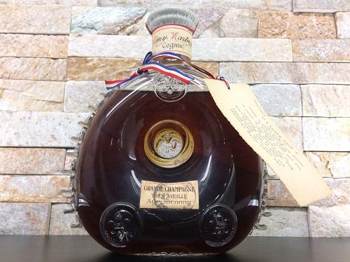 レミーマルタン ルイ13世 ベリーオール ブランデー 洋酒 バカラクリスタル 北山店 左京区 今出川