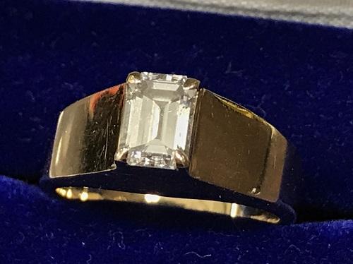 ダイヤモンド K18 1.022ct ダイヤモンド買取マルカ(MARUKA)