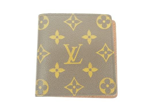 ルイヴィトン(LOUIS VUITTON) コンパクト財布 モノグラム 中古品