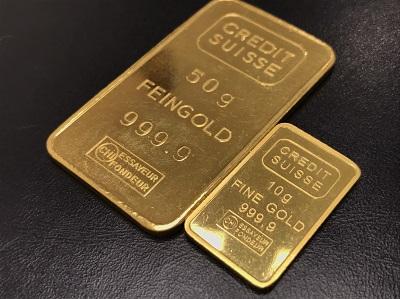 K24 インゴット 60g 地金 貴金属 高価買取 七条店