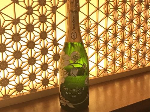 ペリエジュエ ベルエポック シャンパン お酒