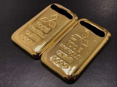 K24 純金 インゴット 地金 高価買取 七条店