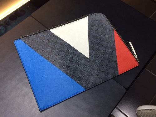 ルイヴィトン Louis Vuitton ポシェットジュールGM N41594 アメリカズカップ
