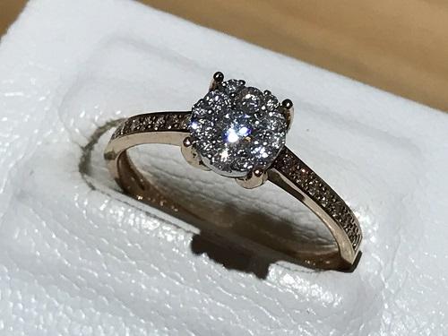 指輪 リング プラチナ ダイヤモンド(DIAMOND) ジュエリー 宝石